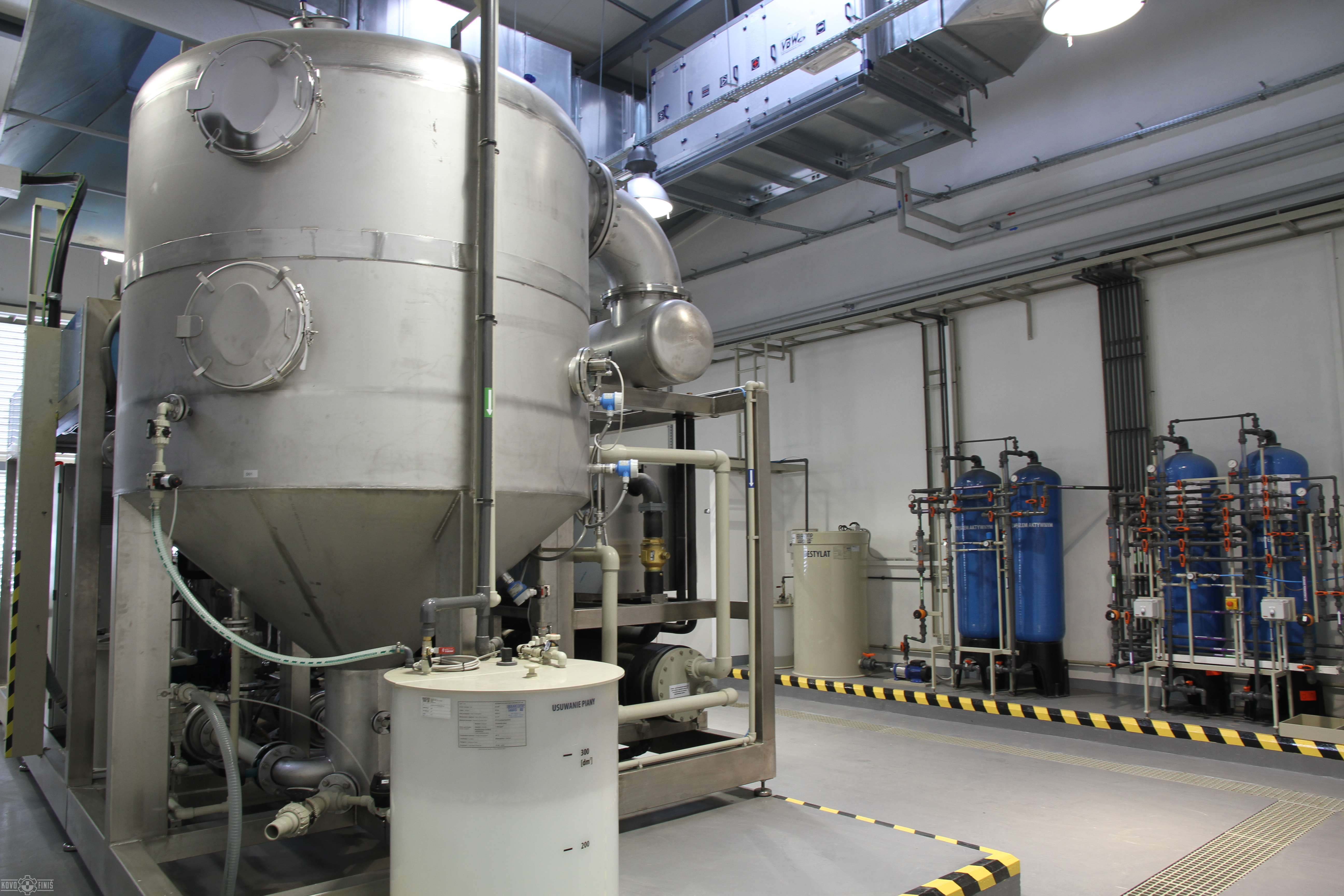Zero Liquid Discharge Systems Kovofini Surface