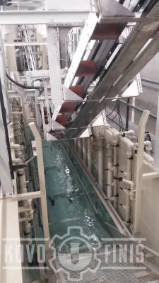 Bath ejector agitation