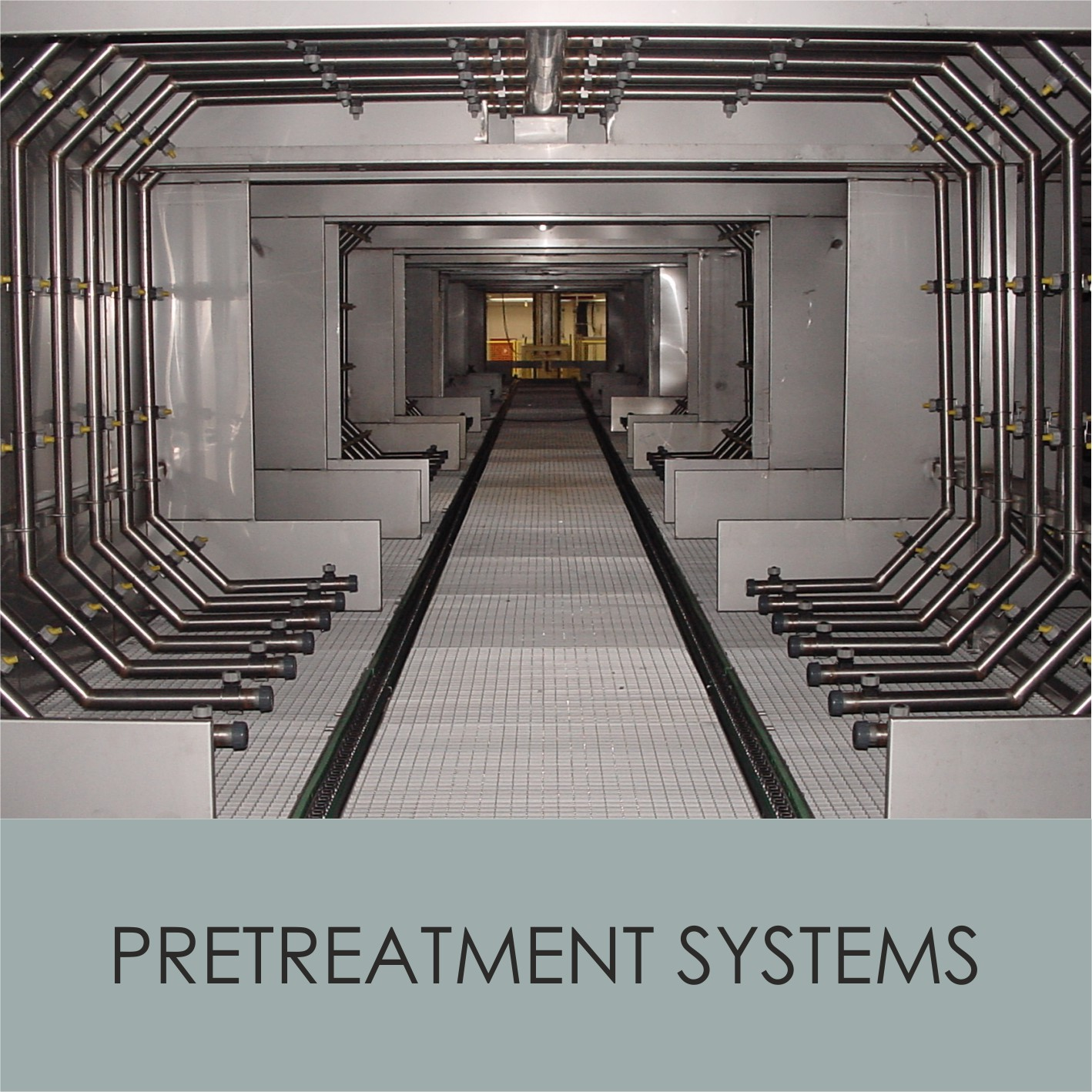 Preatreatment systems